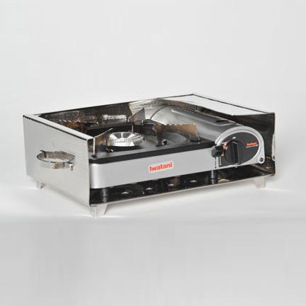 Stainless Cassette Burner Cover Swift Company