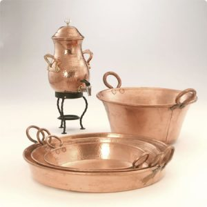 Copper + Bronze + Gold Buffet Items