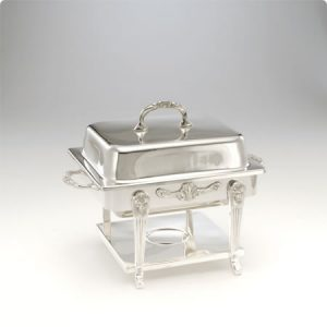 Silver Chafers + Urns