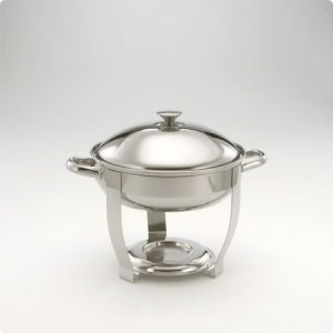 Stainless Chafers + Urns