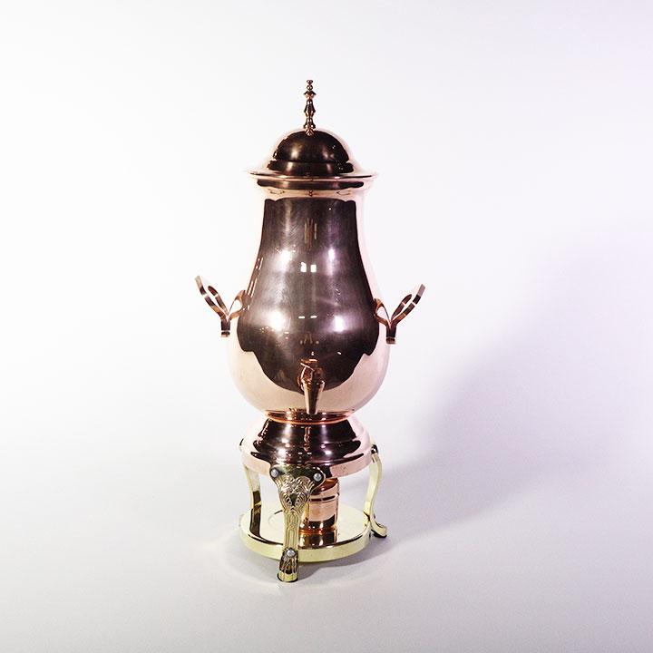 50 Cup Copper Samovar Swift Company