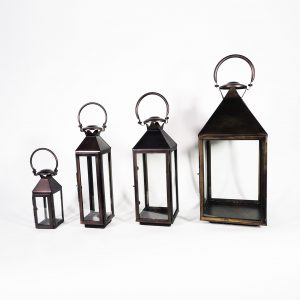 Lanterns + Torcheres