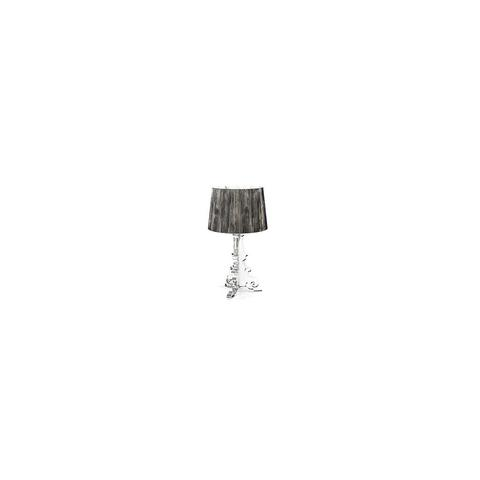Bourgie Lamp in Silver