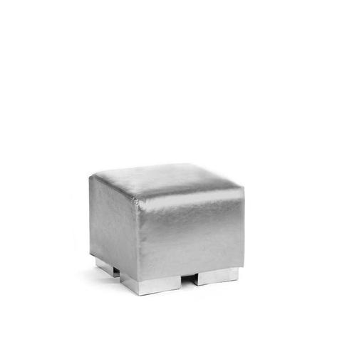 Mondarin Cube in Silver
