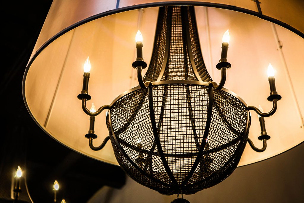 Houston Chandelier Rental - Swift + Company