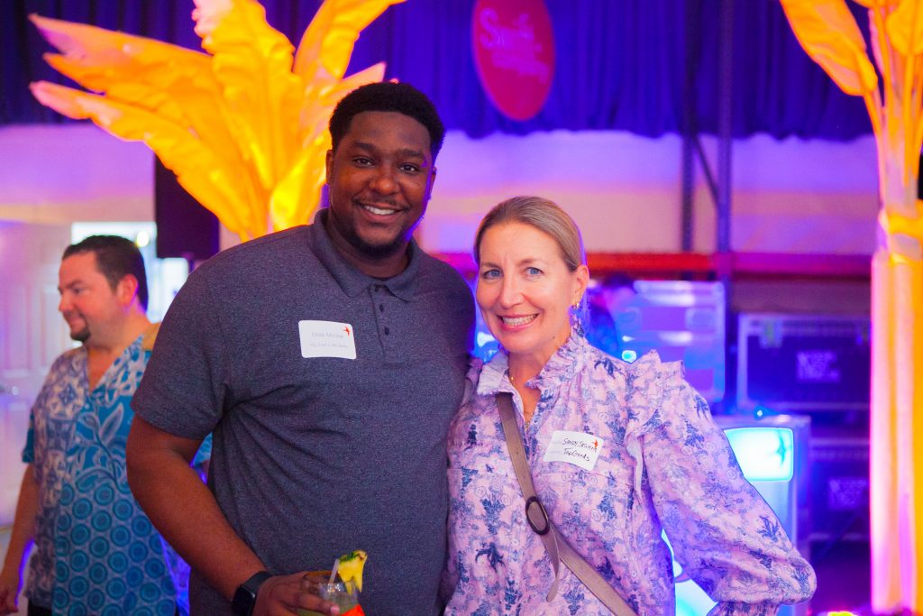 Swift + Company Warehouse Open House - Houston Event Planners