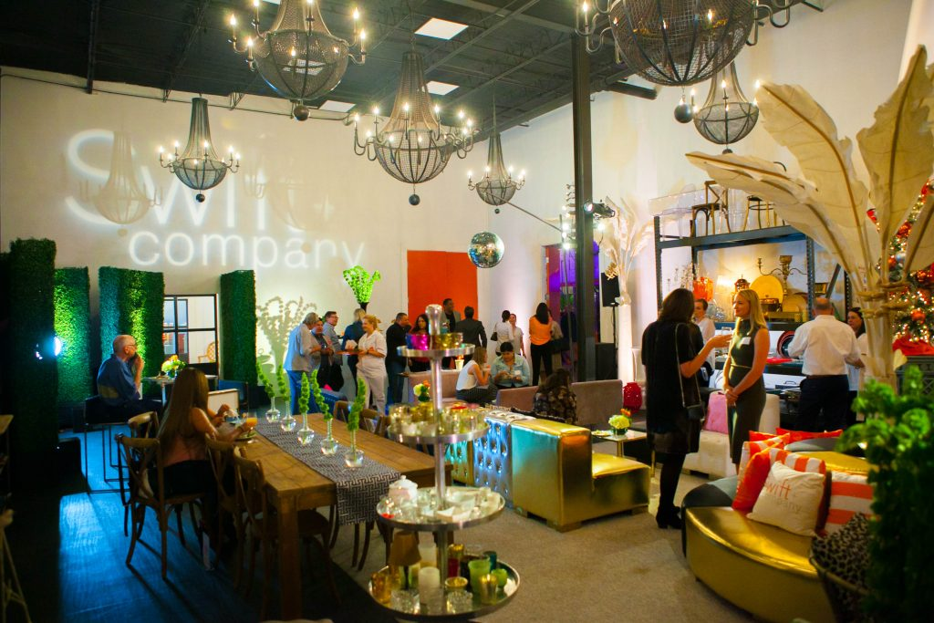 Swift + Company Rentals Warehouse - Open House
