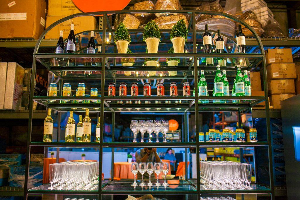 Swift + Company Rentals - Lecou Bar - Event Bar Service