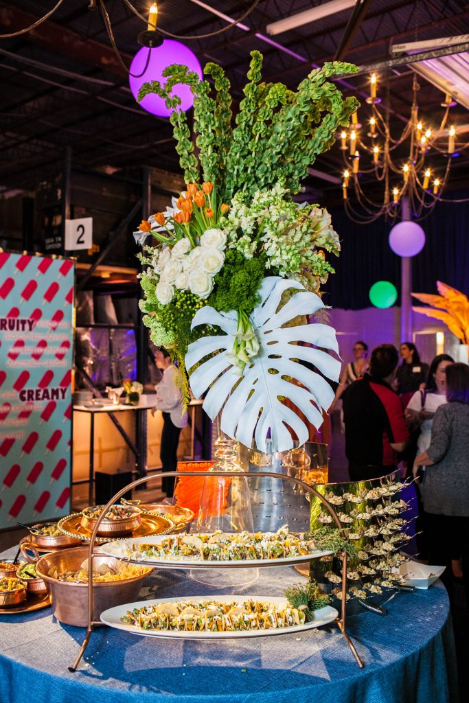 Swift + Company Catering + Swift + Company Flowers - Houston Event Catering - Houston Event Florist