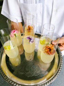 Swift + Company Catering - French 75 Recipe - Houston Event Catering - Cocktail Recipe